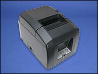 (Click to Enlarge) STAR MICRONICS [39448410] - STAR MICRONICS - TSP651D-24 GRY - THERMAL - PRINTER - TEAR BAR - SERIAL - GRAY REQUIRES POWER SUPPLY   30781870 [39448410]