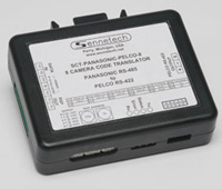 (Click to Enlarge) PANASONIC [sct08p] - >> 8 CHANNEL CAMERA CONTROL CODE CONVERTER (ITEM ALSO KNOWN AS : PAN-SCT08P) [sct08p]