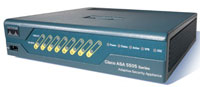 (Click to Enlarge) CISCO [csc-asa5505ulbunk8] - >>> ASA 5505 APPLIANCE WITH SW - UL USERS - 8 PORTS - DES (ITEM ALSO KNOWN AS : ASA5505-UL-BUN-K8) [csc-asa5505ulbunk8]