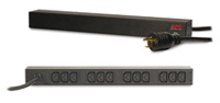 (Click to Enlarge) APC-SCHNEIDER ELECTRIC [AP9566] - RACK PDU - BASIC - 1U - 16A - 208V(12)C13 (ITEM ALSO KNOWN AS : APC-AP9566) [AP9566]