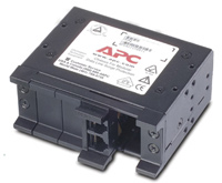 (Click to Enlarge) APC-SCHNEIDER ELECTRIC [prm4] - >> 4 POSITION CHASSIS - 1U (ITEM ALSO KNOWN AS : APC-PRM4) [prm4]