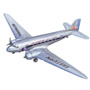 Commerical Airplane Scale Models