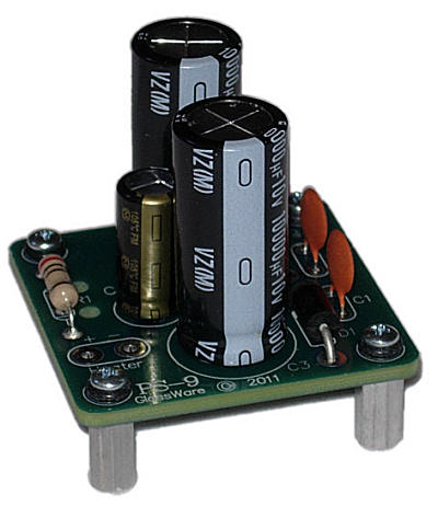 PS-9 Heater Power Supply