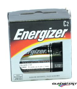 Alkaline C Cell Battery ( 2 Pack ), Energizer