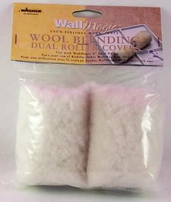 Dual Roller Covers, Wool