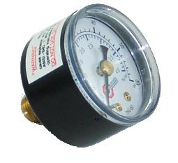 Air Pressure Gauge, 0-60 PSI