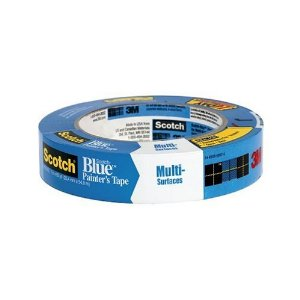Scotch Blue 3M Painter's Tape 1""