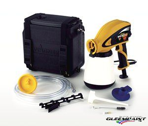 Wagner Power Sprayer WideShot MAX, Lock-n-Go, 7.2 GPH (New)