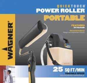 Wagner Power Roller 929+ QuickTouch-Variable Speed {New}