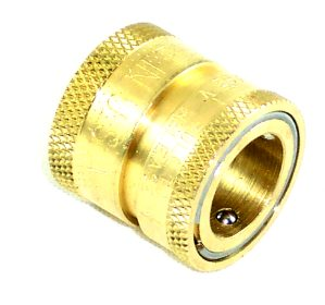 "Hose Quick Connect Female 3/4""  (For use with HVLP turbine hoses)"