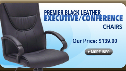 Leather Executive Conference Chairs
