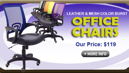 Multi-Function Mesh Office Chairs