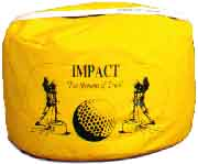 Golf Impact Bag by Dr. Gary Wiren