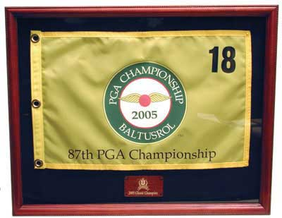 Golf Flag Frame