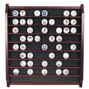 ProActive 72 Ball Rosewood Display