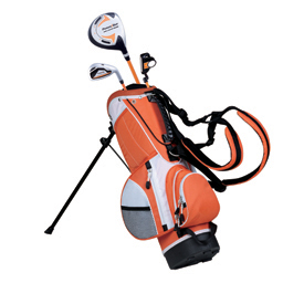PowerBilt Junior Set - Orange Series