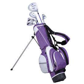 PowerBilt Junior Set - Girls' Lavender Series