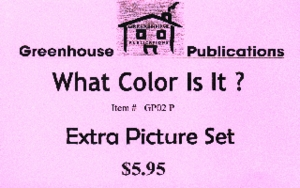 What Color Is It?   Extra Picture Set