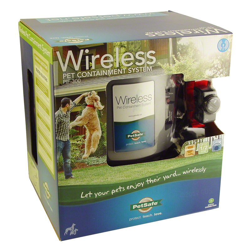 video of petsafe instant fence wireless dog fence pif300