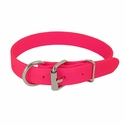 buy discount  PINK K-9 Komfort 1 in. TufFlex Dee-End Collar