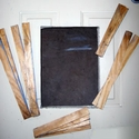 buy discount  Primed Wood Trim Kit for Gun Dog House Doors -- Regular