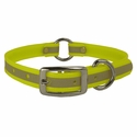 buy discount  Yellow K-9 Komfort Center Ring 3/4 in. Reflective Puppy Collar -- 12 in. length