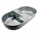 buy discount  Kane Galvanized Pan Waterer (Double) GPW-2C