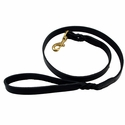buy discount  Black 6' Latigo Twist Leash