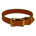 buy discount  London Tan K-9 Komfort 1 in. Collar