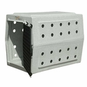 buy discount  Intermediate Dog Crate Door Open on Right Side