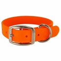 buy discount  K-9 Komfort 1 in. Orange Collar