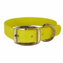 buy discount  K-9 Komfort 1 in. Yellow Collar