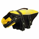 buy discount  CLEARANCE -- YELLOW Hurtta Life Jacket Dog Floatation Coat