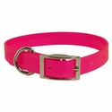 buy discount  Pink 3/4 in. Standard Day Glow Collar