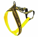 buy discount  CLEARANCE -- YELLOW Hurtta Padded Reflective Y-Harness for Dogs