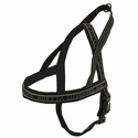 buy discount  CLEARANCE -- BLACK Hurtta Standard Padded Reflective Dog Harness