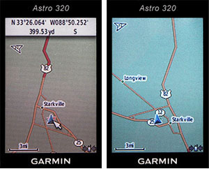 buy discount  Customize the Maps on Your Astro 320 on the Fly