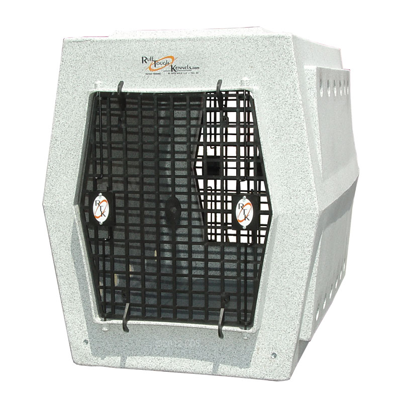Ruff Tough Kennels Large Double Door Dog Crate 295 95 Free