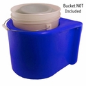 buy discount  Insulated Bucket Holder Blue