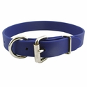 buy discount  BLUE K-9 Komfort 1 in. TufFlex Dee-End Collar