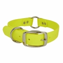 buy discount  Bright Yellow 1 in. TufFlex Collar