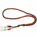 buy discount  Heavy Hauler Model E Orange/Black Lanyard