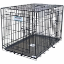 buy discount  ProValu Two Door Folding Dog Crates