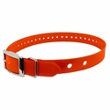 "buy discount  Hi-Flex 1"" 2-Hole Orange Replacement Collar Strap"
