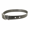 "buy discount  Hi-Flex 1"" 2-Hole Silver Replacement Collar Strap"