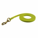 buy discount  Yellow 10ft. Puppy Drag Check Cord