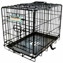 ProValu 1000 Two Door Folding Dog Crate