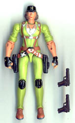 GI JOE Lady Jaye (new) GI Joe Action Figures & G.I. Vintage Toys at Guru-Planet