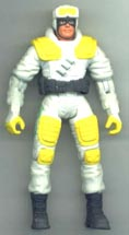 GI JOE Frostbite (variation)(new) GI Joe Action Figures & G.I. Vintage Toys at Guru-Planet