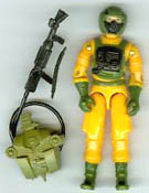 GI JOE 1985 Airtight (loose) GI Joe Action Figures & G.I. Vintage Toys at Guru-Planet